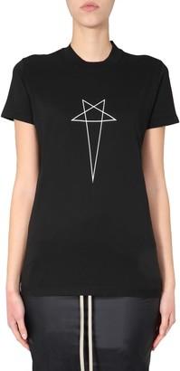 Drkshdw Round Neck T-shirt