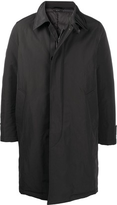 Tom Ford Single-Breasted Mid-Length Coat