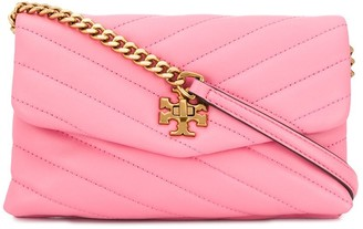 Tory Burch Quilted Cross Body Bag