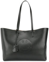 Anya Hindmarch Smiley Ebury shopper tote - women - Leather - One Size