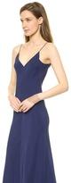 Amanda Uprichard Bias Maxi Dress