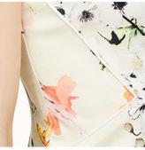 Club Monaco Lysa Floral Sheath Dress