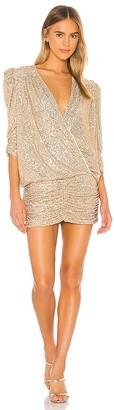 IORANE Sequin Mini Dress