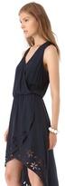 Parker Agnes Hi Lo Dress