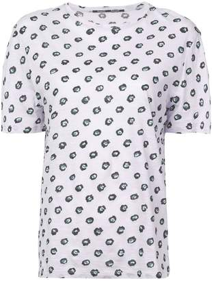 Proenza Schouler floral-dot T-shirt