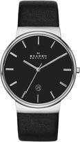 Skagen Refined 355 Leather Watch