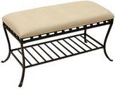 Bed Bath & Beyond Chandler Oversized Vanity Bench in Bronze