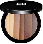 Edward Bess Natural Enhancing Eyeshadow Palette in Brown.