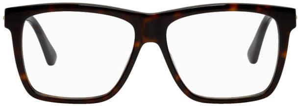Gucci Tortoiseshell Stars Glasses