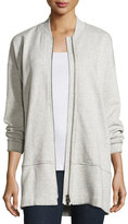 Eileen Fisher Fisher Project Terry Bomber Jacket