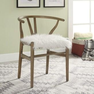 Linon Evie Accent Chair