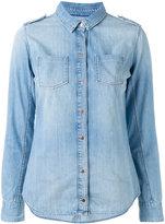 Calvin Klein Jeans slim fit denim shirt