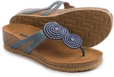 Bos. & Co. BioNatura Carina Sandals - Leather (For Women)