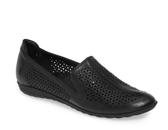 Sesto Meucci Bogey Perforated Loafer