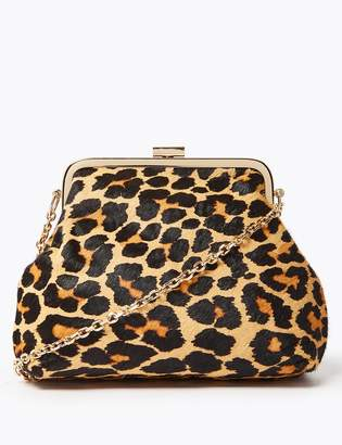 M&S CollectionMarks and Spencer Animal Print Tote Bag