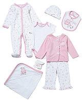 Starting Out Newborn-6 Months 7-Piece Owl Layette Set