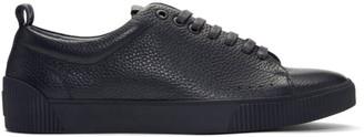 HUGO Navy Zero Tennis Sneakers