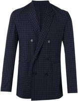 3.1 Phillip Lim checkered blazer - men - Wool/Viscose - 36