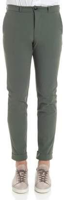 Rrd Roberto Ricci Design Fabric Stretch Trousers
