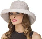 Women's i-Smalls Summer Wide Brim Shapeable Foldable Packable Sun Hat