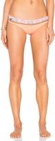 Maaji Cantaloupe Timbers Bikini Bottom