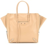 Balenciaga Papier A4 Zip-around Leather Shoulder Bag