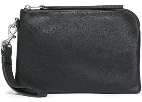 Rebecca Minkoff Bree Textured-leather Pouch