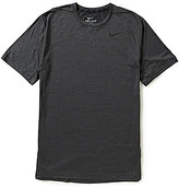 Nike Dry Training Short-Sleeve Crewneck Tee