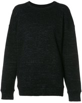 The Elder Statesman cashmere oversized jumper