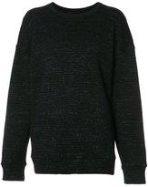 The Elder Statesman oversized jumper