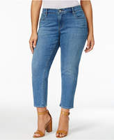 Levi's Plus Size 711 Ankle Skinny Jeans