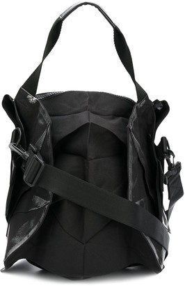 Issey Miyake 132 5. stylized tote bag