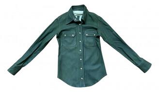 Jerome Dreyfuss green Leather Jackets