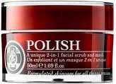 Dr Roebuck's POLISH 2-in-1 Facial Scrub and Mask