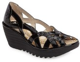 Fly London Women's Yadi Wedge Sandal