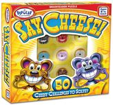 Popular playthings Say Cheese Brainteaser Puzzle by Popular Playthings