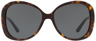 Ralph Lauren Round Frame Sunglasses