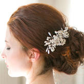 Victoria Millesime Pearl Blossom Sparkle Bridal Hair Comb