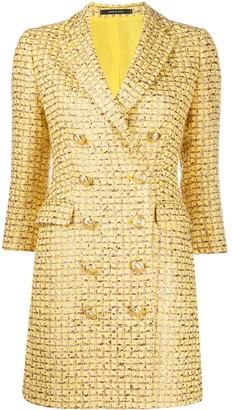 Tagliatore Annabelle tweed coat