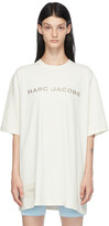 Thumbnail for your product : Marc Jacobs Off-White 'The Big T-Shirt' T-Shirt