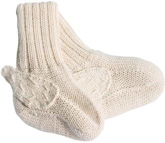 Oeuf Baby Alpaca Knit Socks