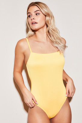 Ardene Ribbed One-Piece Swimsuit
