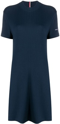 Tommy Jeans ribbed T-shirt dress