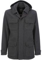 Geox M6415E T2291 Jacket Man Grey Grey