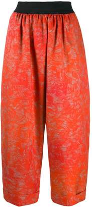 Rohka cropped length trousers
