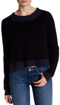 Shae Colorblock Pullover Sweater