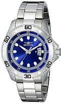 Invicta Men's 19264 Pro Diver Analog Display Japanese Quartz Silver Watch