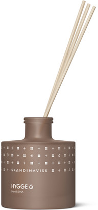 Skandinavisk - Hygge Scent Diffuser - brown | glass - Brown/Brown