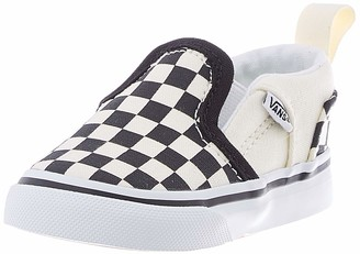 Vans Baby Asher V Toddler Unisex Trainers