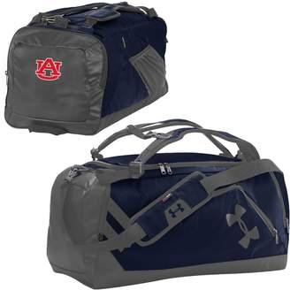 Under Armour Navy/Graphite Auburn Tigers Good Performance Backpack Duffel Bag